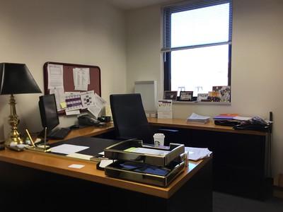 Dr. Hogan's Office