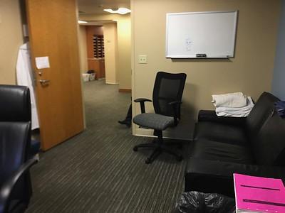 Dr. Tarkin's office