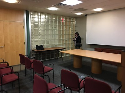 Shadyside Hospital conference rooms