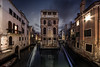 Buildings in Venice.