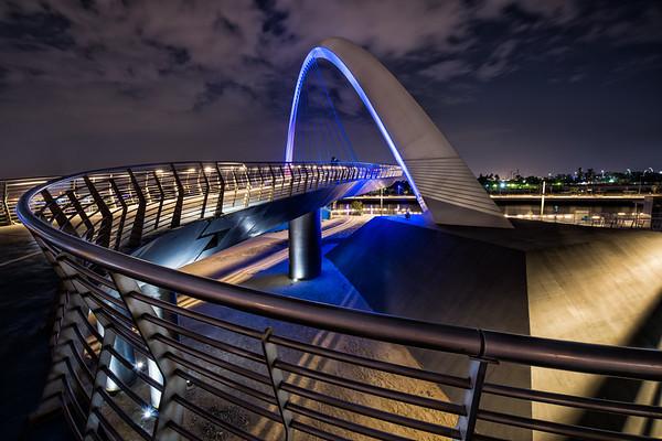 Tolerance bridge.