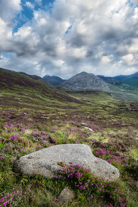 Mourne Montains. Northern Ireland