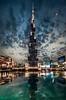Burj Khalifa . Dubai.