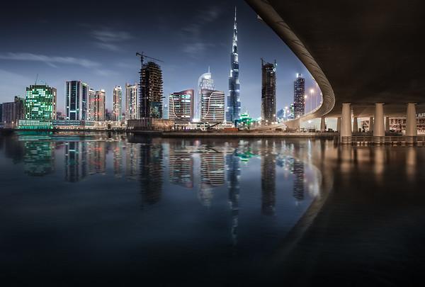 Dubai Skyline - Burj Khalifa