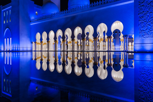 Grand Mosque. Abu Dhabi