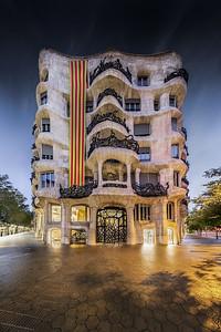 La Pedrera.  Barcelona