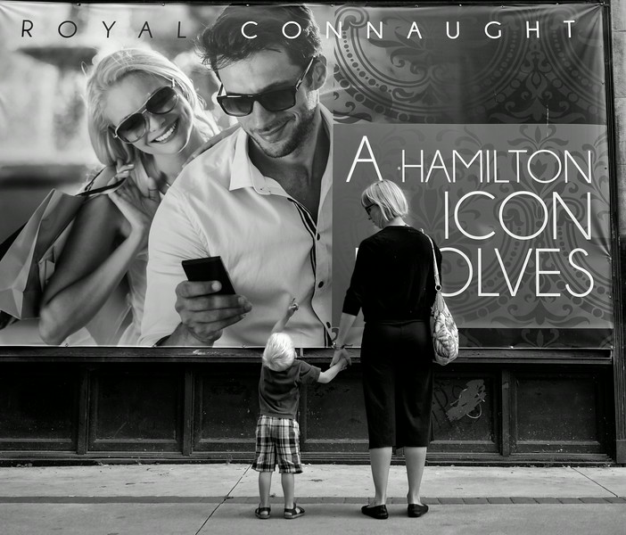 MOTHER AND DAUGHTER IN HAMILTON