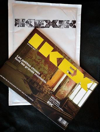 Le catalogue IKEX de Dominique Hermier (04/2017)
