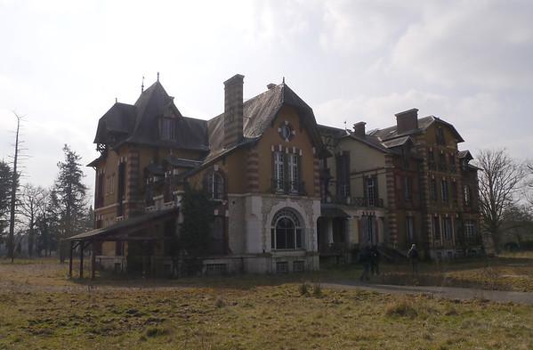 L'hôtel du désert - part 2 (03/2015)