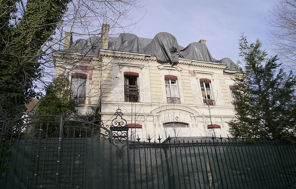 La villa Chante Rive (02/2015)
