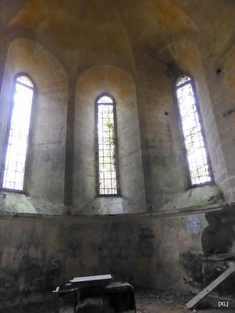 Abbaye des Moulineaux (12/2013)