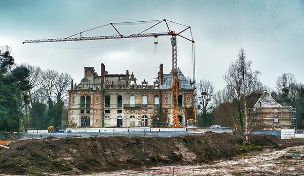 Le château de la Duchesse (12/2017)