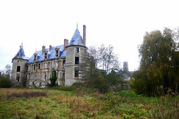 Le Château des Sources en Automne (11/2014)