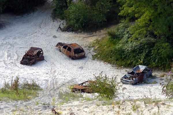Carrière de sable (08/2014)