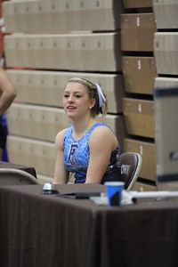 URI Gymnastics @ Brown January 24 2014 11