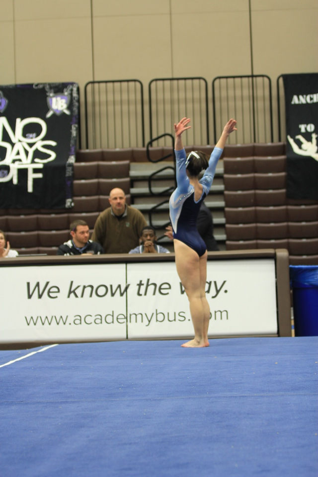 URI Gymnastics @ Brown January 24 2014 225