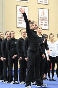 URI Gymnastics @ Brown January 24 2014 22