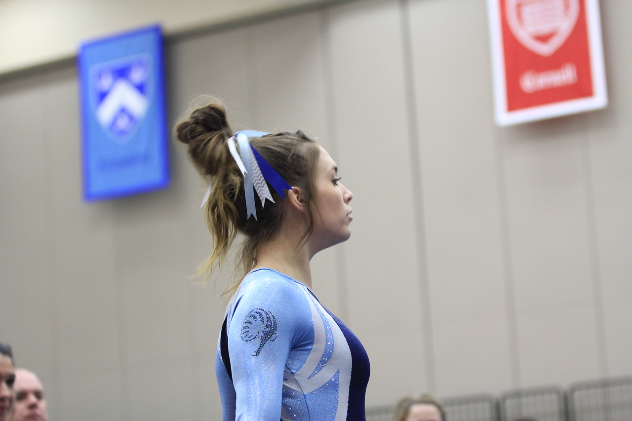 URI Gymnastics @ Brown January 24 2014 94