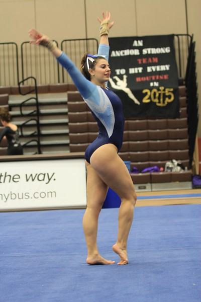 URI Gymnastics @ Brown January 24 2014 161