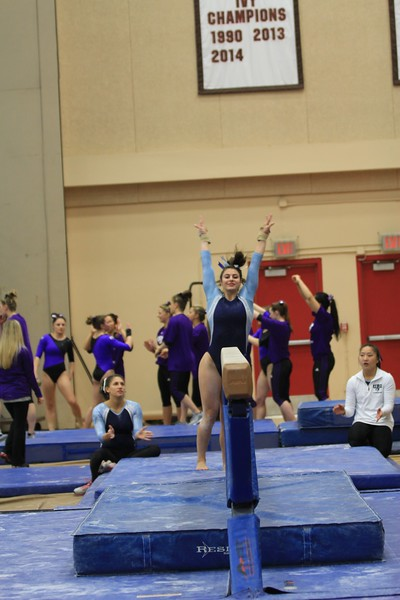 URI Gymnastics @ Brown January 24 2014 529