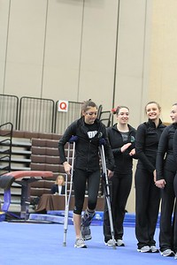 URI Gymnastics @ Brown January 24 2014 27