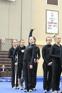 URI Gymnastics @ Brown January 24 2014 25