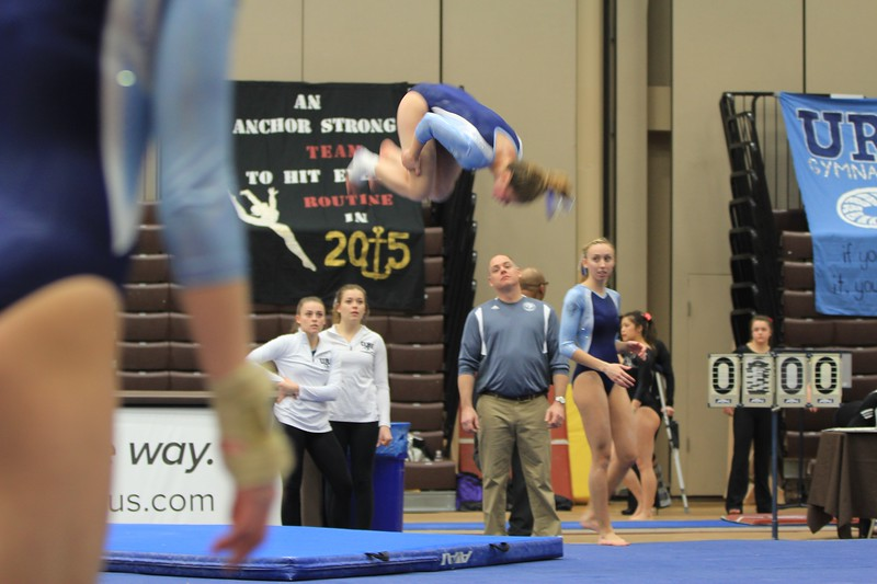 URI Gymnastics @ Brown January 24 2014 78