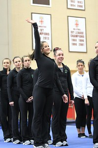 URI Gymnastics @ Brown January 24 2014 24