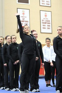 URI Gymnastics @ Brown January 24 2014 23