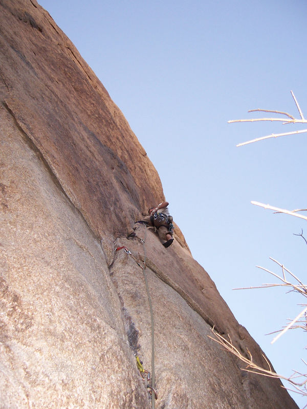 A sunset send of Illusion Dweller, sustained 10b.