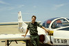 AFROTC Field Training trip to Columbus AFB for T-37 rides, with flight mate Bob Lucas.  I would later have one training sortie in the aircraft during UPT.