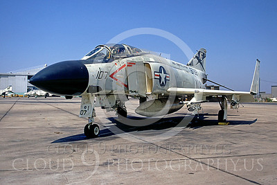 MiGK 00004 McDonnell Douglas F-4 Phantom II USN 155792 VF-96 USS Constellation by Peter J Mancus