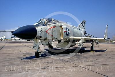 MiGK 00004 McDonnell Douglas F-4 Phantom II USN 155792 VF-96 USS Constellation by Peter J Mancus