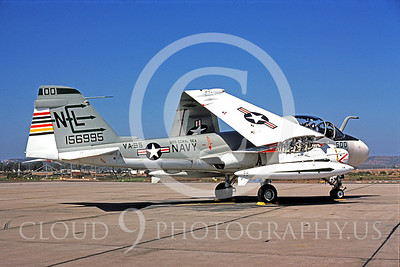 CAG 00005 Grumman A-6 Intruder VA-95 by Peter J Mancus