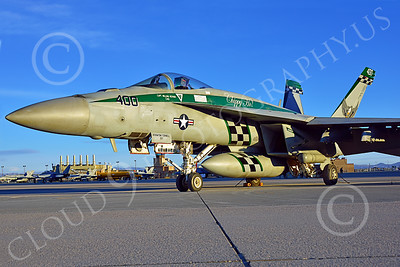 Boeing F-18E-USN 00211 A static Boeing F-18E Super Hornet USN 166901 VFA-195 DAMBUSTERS commanding officer's airplane CHIPPY HO USS George Washington NF code at NAS Fallon 2-2015 military airplane picture by Peter J Mancus