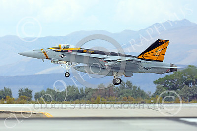 Boeing F-18E-USN 00056 A Boeing F-18E Super Hornet jet fighter USN 168471 VFA-151 Vigilantes USS John C Stennis lands at NAS Fallon 7-2014 military airplane picture by Peter J Mancus