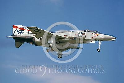 COP 00008 McDonnell Douglas F-4 Phantom II USN by Hideki Nagakubo