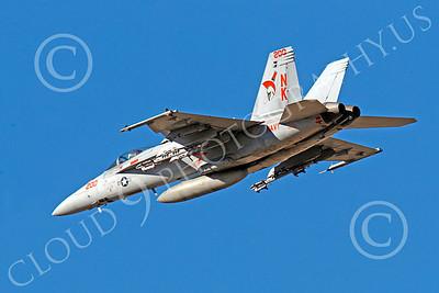 CAG 00232 Boeing F-18E Super Hornet USN VFA-147 ARGONAUTS USS Ronald Reagan, by Peter J Mancus