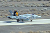 F-18E-USN-VFA-115 0007 A taxing Boeing F-18E Super Hornet USN jet fighter 166859 VFA-115 EAGLES commanding officer's airplane USS Ronald Reagan NAS Fallon 3-2017 military airplane picture by Peter J Mancus     DONEwt