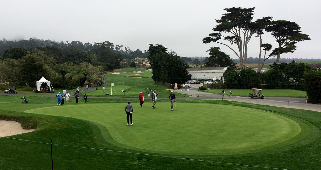 PHOTOS: U.S. Amateur Championship, Pebble Beach - Monterey ...