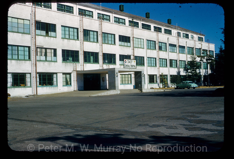 343th General Hospital, Japan