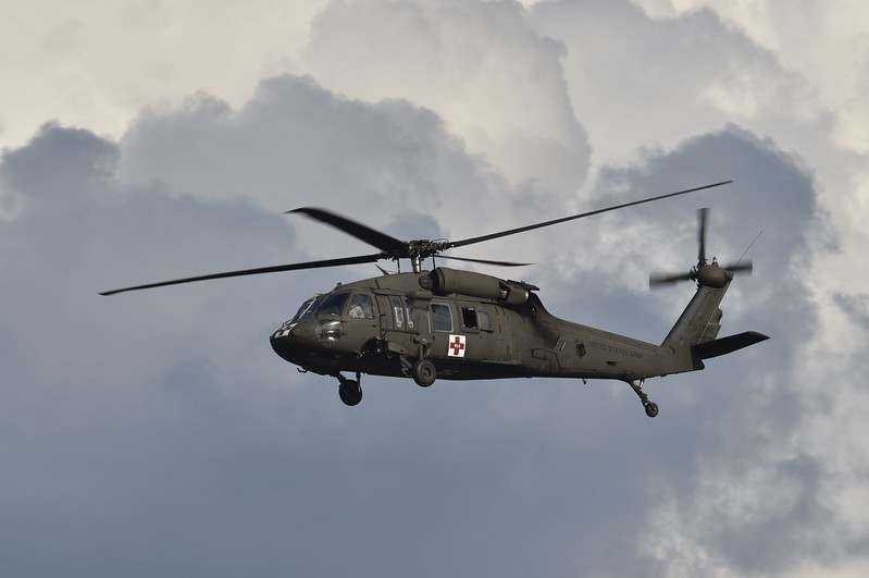 83-23914<br /> UH-60A w/ IMSS Kit<br /> c/n 70-739<br /> <br /> 8/16/17 Hains Pt as Sentry 1