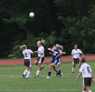 2010-09 2010 Girls' Soccer