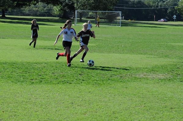 2010-10-02 Girls' JV Soccer