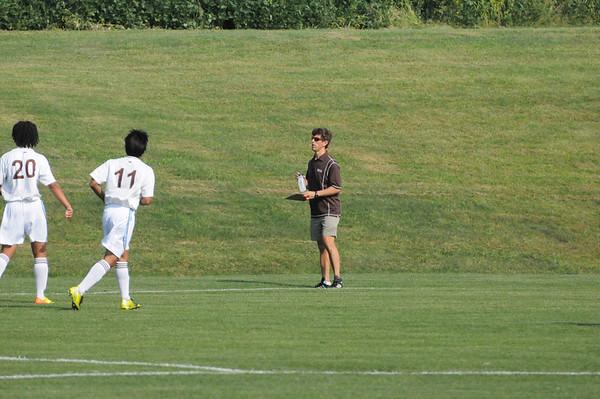 2013-09-10 US Boys JV Soccer v St Andrews