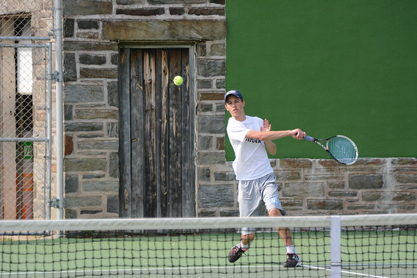2016-04-21 US Boys Varsity Tennis v Malvern Prep