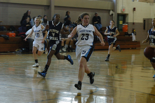 2010-2011 Girls' Varsity Basketball