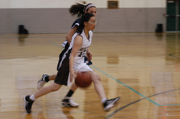 2010-2011 JV Girls' Basketball