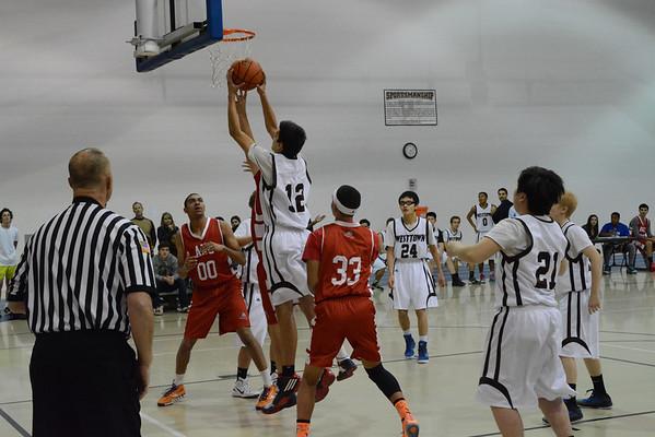 2014-12-05 US Boys JVC Basketball v ANC