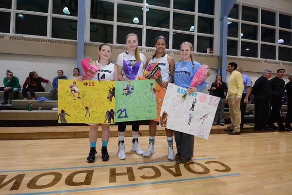 2016-02-05 US Girls V Basketball v MFS - Senior Game